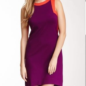 Alice & Trixie Colorblock Sleath Dress size med